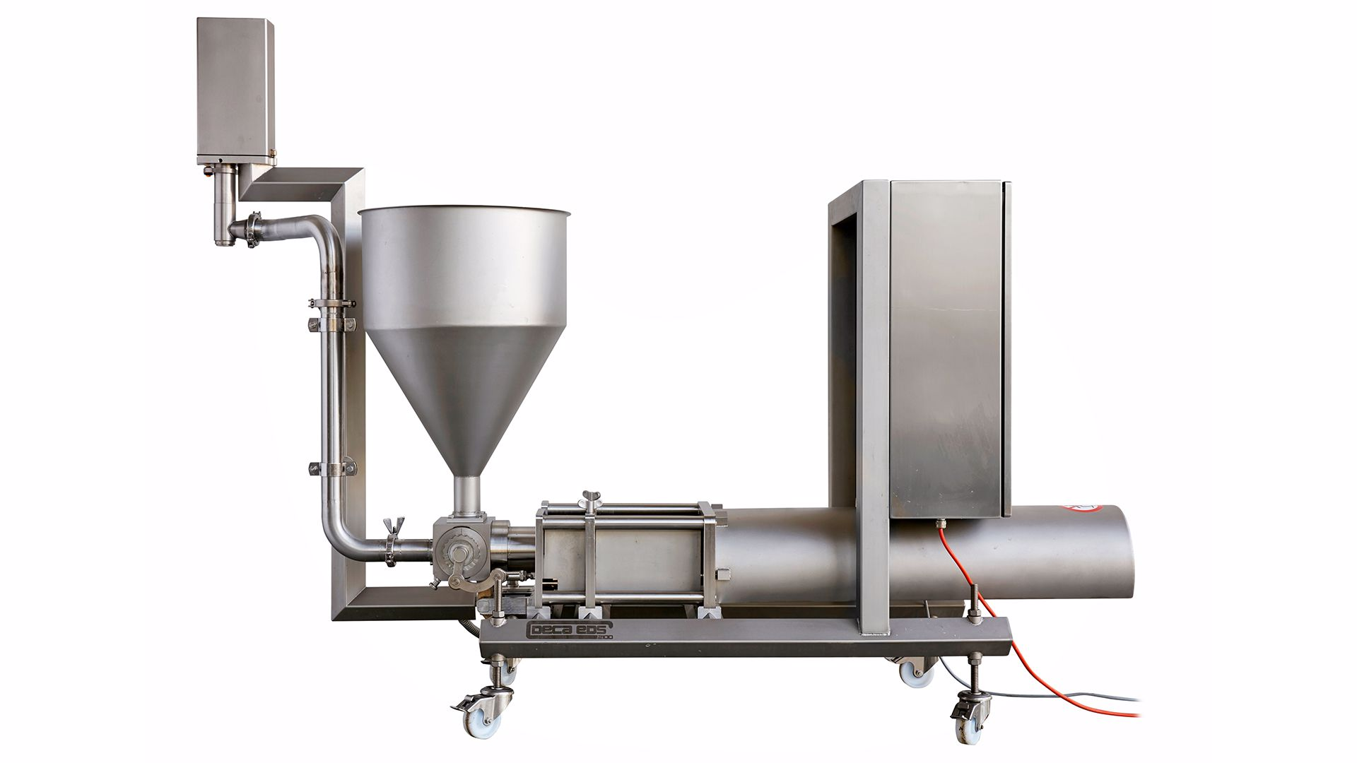 DECA EDS - Electrical filling and dosing machines