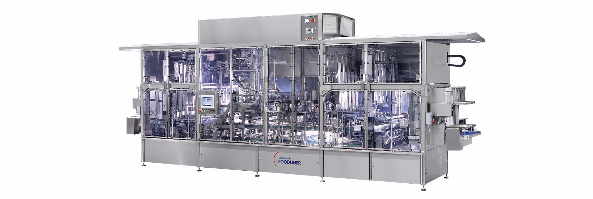 DECA Linear packaging machines