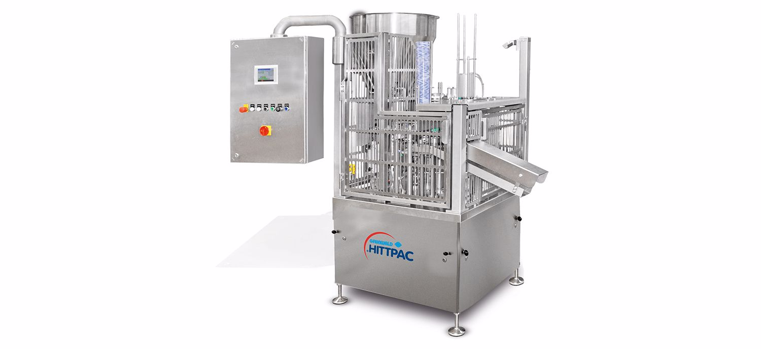 DECA Rotative packaging machines