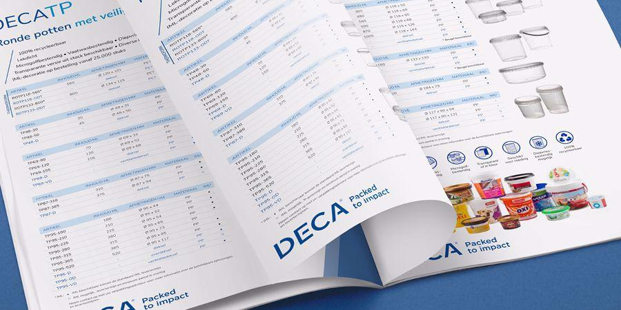 Neu: der DECA-Katalog