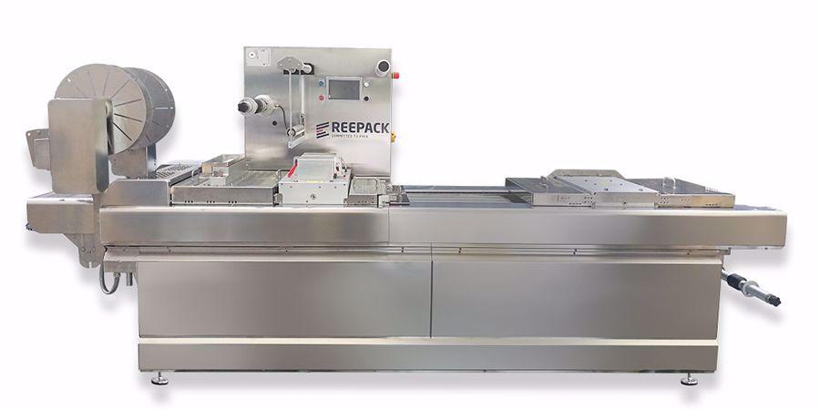 N°1 in food packaging machines