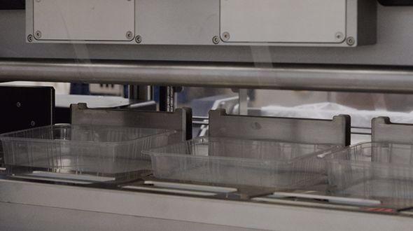 N°1 en machines d'emballage alimentaire